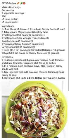 Low Carb Chicken Recipes, Healthy Low Carb Recipes, Healthy Fats, Lean Protein Meals, Lean Meals, Paleo Cookbook, Lean And Green Meals, Mason Jar Meals, Healthy Eating Habits