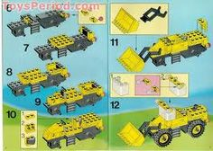 Monthly free mini model lego build instructions - Google Search
