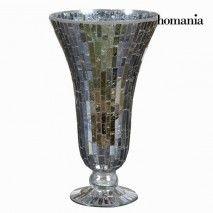 Jarrón de copa mosaico cristal - Colección Alhambra by Homania