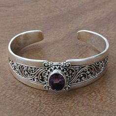 Boho Hippie, Silver Necklaces, Silver Jewelry, Antler Jewelry, Metal Jewelry, Jewelry Findings, Silver Rings With Stones, Amethyst Jewelry, Amethyst Bracelet