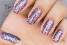 UNHAS CARNAVAL com Glitter