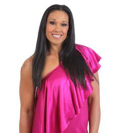 Tamina Snuka Photo: Tamina-Hall of Fame 2012 Tamina Snuka, Female Wrestlers, Superfly, Wwe Divas, The Girl Who, Sexy Women, Daughter, Photoshoot, Goddesses