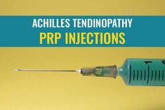 In this article Maryke looked at what PRP injections are, how they work and if they are effective for Achilles tendinopathy treatment.