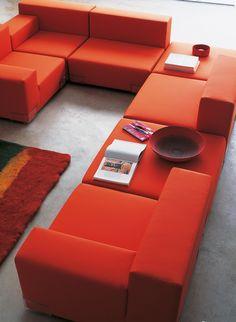 Sofas   Seating   Plastics   Kartell   Piero Lissoni. Check it out on Architonic