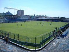 Estádio Antônio Mourão Vieira Filho - Rio de Janeiro (RJ) - Capacidade: 5 mil - Clube: Olaria