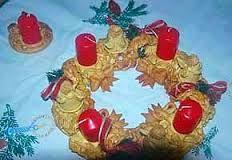 Výsledek obrázku pro vánoční ozdoby ze slaného těsta Salt Dough