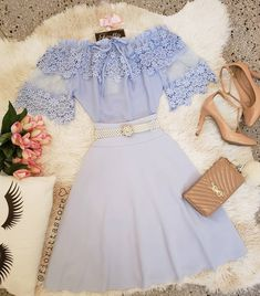 Pin by emmarae guttry on outfits in 2019 Teen Fashion Outfits, Mode Outfits, Cute Fashion, Dress Outfits, Girl Fashion, Casual Outfits, Fashion Dresses, Fashion Design, Girl Outfits