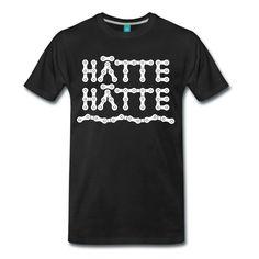hätte hätte Fahrradkette Shirt - Männer Premium T-Shirt