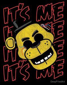 Who else jumped when they first say Goldy in FNAF Freddy S, Fnaf Golden Freddy, Five Nights At Freddy's, Animatronic Fnaf, Fnaf Wallpapers, Lego, Fnaf Sister Location, Fnaf 1, Freddy Fazbear