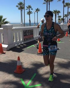 """mel 🏊🏼♀️🚴🏻♀️🏃🏻♀️ on Instagram: """"The run: this is always my favorite part of the race! I can't wait to get off my bike and run!! After being injured..."""" #LockLaces #WinNeverTie #WhatsYourFit"""