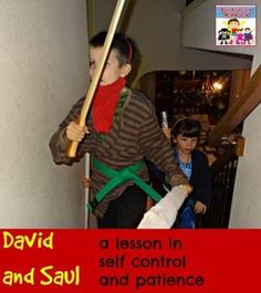 David and Saul lesson