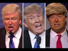 SNL | Donald Trump Brutally Mocked By Alec Baldwin