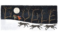 Joan Aiken: Children's author's masterpiece celebrated with Google Doodle on her…