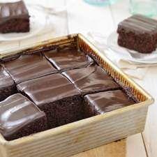 King Arthur Flour's Original Cake Pan Cake: King Arthur Flour