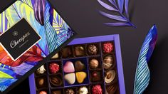 Chocopaz on Packaging of the World - Creative Package Design Gallery