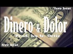 Dinero y Dolor- Free hip hop beat Produced By Sr. Free Instrumentals, Beats, Hip Hop, Product Description, Link, Youtube, Money, Grief, Hiphop