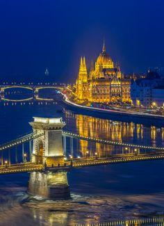 The Pearl of the Danube by Pasquale Di Pilato