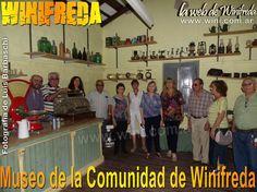 WINIFREDA ARRIBA A SU 101º ANIVERSARIO
