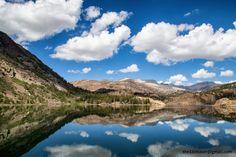 Ellery Lake CA - Yosemite National Park [OC][1200x800)
