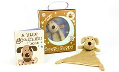 Groupon - 2-Piece Little Learner Set with Book and Puppy Plush Blanket in Online Deal. Groupon deal price: $7.99
