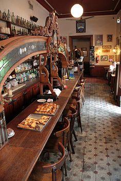 El Federal bar (Bar El Federal) | San Telmo | CABA | Argentina