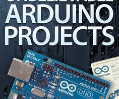 Here are twenty amazing Arduino projects that you almost wouldn't believe, if not for that they are the real deal. These authors have turned their wil...