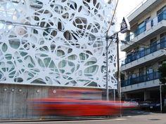Airspace le feuillage architectural design - popavenue - Happy French Pop Blog Art Plastique, Tour, Amazing Architecture, Architecture Design, Facade Design, Building Design, Projects, Tokyo Japan, Facades