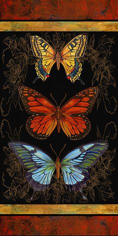 """I uploaded new artwork to <a  data-cke-saved-href=""""http://fineartamerica.com"""" href=""""http://fineartamerica.com"""" rel=""""nofollow"""" target=""""_blank"""">fineartamerica.com</a>! - 'Butterfly Treasures-Willa…"""