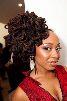 MyBlackHair - Hairspiration: Beauty Locs