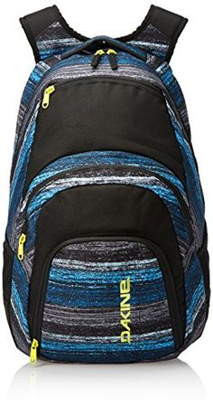 Dakine – Campus Backpack – Padded Laptop Sleeve – Insulated Cooler Pocket – Four Individual Pockets – 25L & 33L Size Options. For product & price info go to:  https://all4hiking.com/products/dakine-campus-backpack-padded-laptop-sleeve-insulated-cooler-pocket-four-individual-pockets-25l-33l-size-options-15/