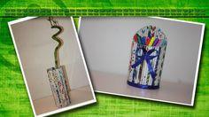 Стильная подставка для карандашей из журналов, смотри МК. https://www.youtube.com/watch?v=ArImCevVzTY