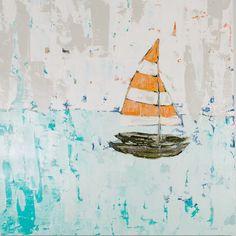 Sailboat Painting