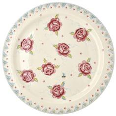 Emma Bridgewater Rose & bee cake/cheese plate