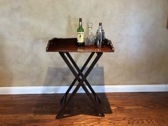 Retro Bar Stand comes back alive for the party