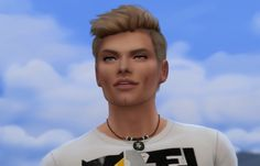 Michael Jefferson at Sims for you • Sims 4 Updates