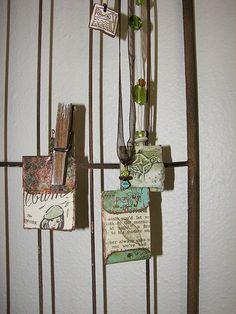 Paper, clay & copper