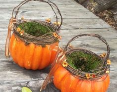 What a lovely fall idea for weddings!