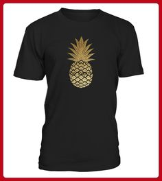 Happy Pineapple Womens Vintage Sport TShirt - Oktoberfest shirts (*Partner-Link)