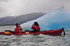 Expedición al Glaciar Montt, Chile.