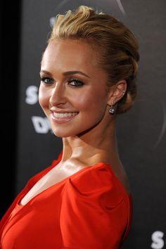 Hayden Panettiere- great makeup