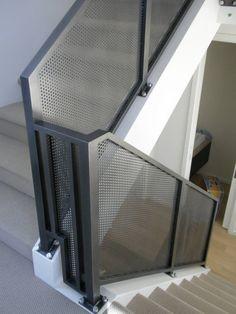 Перфорированные панели в современном строительстве - СамСтрой - строительство, дизайн, архитектура.