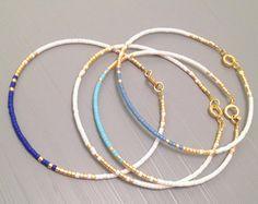 Simple jewelry Simple bracelet Everyday Bracelet by ToccoDiLustro