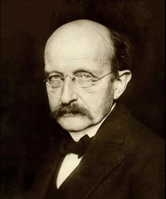 German physicist Max Planck, founder of quantum theory