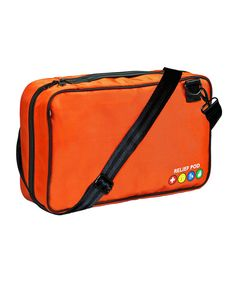 Another great find on #zulily! Orange Deluxe 72-Hour Emergency Kit by Relief Pod #zulilyfinds