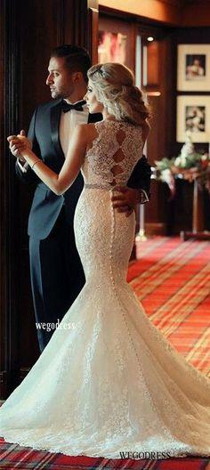 lace wedding dresses, 2015 #lace #wedding #dresses, #fall #2015 #wedding #dresses