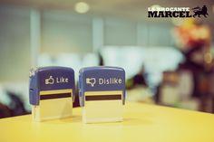 Moyen de communication le plus efficace du côté du pôle Social Media (sans compter les reaction gifs)