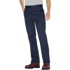 Dickies Big Men's Originalᅡᅠ874ᅡᅠHeavy Duty Work Pant, Size: 52 x 32, Blue