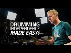 My Top 3 Drumming Independence Workouts - Drum Lesson (Drumeo) - YouTube