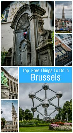 Top Free Things To Do In Brussels. I want to share with you the reasons I love Brussels and will always make the time to return. Click to read more at http://www.divergenttravelers.com/reasons-i-love-brussels/