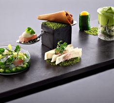 by Chef Meir Adoni, Catit Restaurant, Tel Aviv ...thank you...